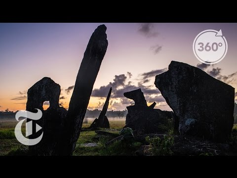 A 'Stonehenge' in Brazil's Jungle | The Daily 360 | The New York Times