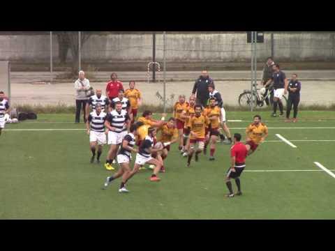 Mogliano vs Cus Padova 21 21