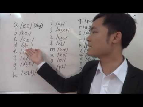 NaDi Voice - Bài 1. Cách đọc bảng chữ cái Tiếng Anh