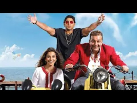Download Munna Bhai M.B.B.S Full Movie Sanjay Dutt, Arshad Warsi, Baman Irani Romantic movie