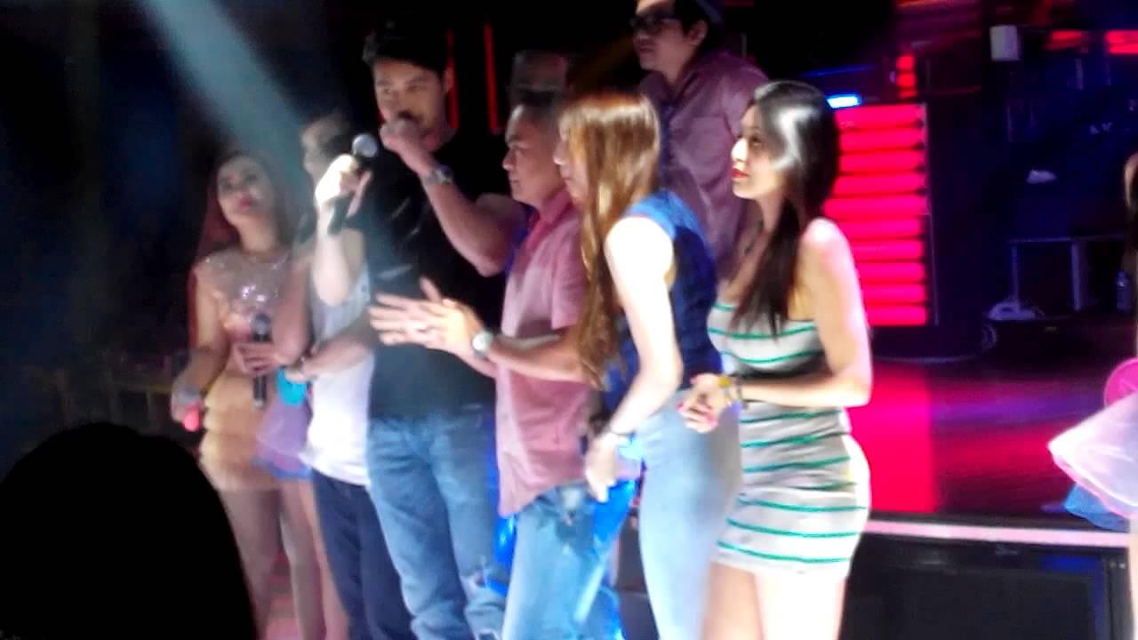 Abs-cbn Banana Split Dubai   Club7 April 3  2014