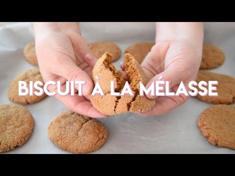 biscuit-à-la-mélasse