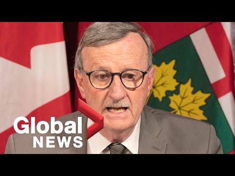 Coronavirus outbreak: 383 new cases of COVID-19 in Ontario, 34 new deaths   FULL
