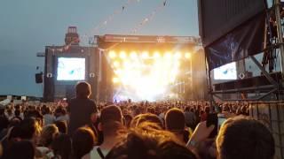 Linkin Park - Talking To Myself @ live VOLT Fesztivál 2017, Hungary,  Sopron