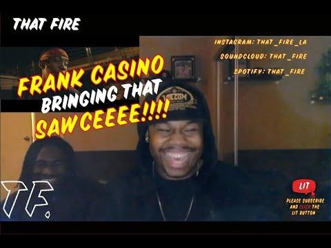 Frank Casino - Sawce | Christene's Interlude (Official reaction)