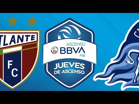 Color Del Futbol | Atlante Vs Celaya | Jueves De Ascenso BBVA MX