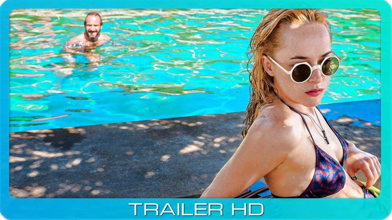 A Bigger Splash ≣ 2015 ≣ Trailer ≣ German | Deutsch