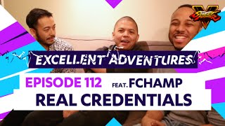 REAL CREDENTIALS ft. FILIPINO CHAMP! The Excellent Adventures of Gootecks & Mike Ross Ep. 112 (SFV)