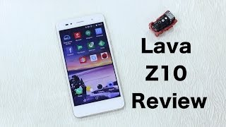 Lava Z10 Review