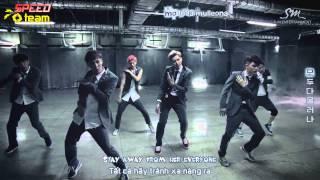 [Vietsub + Engsub + Kara] EXO - Growl (Korean Ver.)
