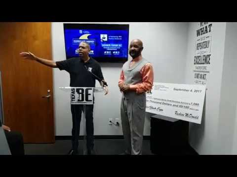 Hurricane Harvey Small Business Grant Presentation