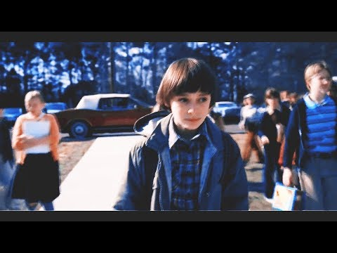 Will Byers ♡ | Fight Song
