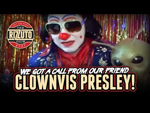 CLOWNVIS wrote a Rizz Show song! [Rizzuto Show]