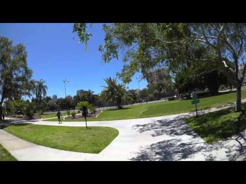 Spa beach park st. petersburg florida