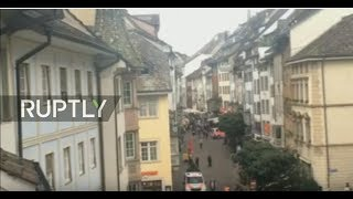 LIVE from Schaffhausen after five injured in chainsaw attack