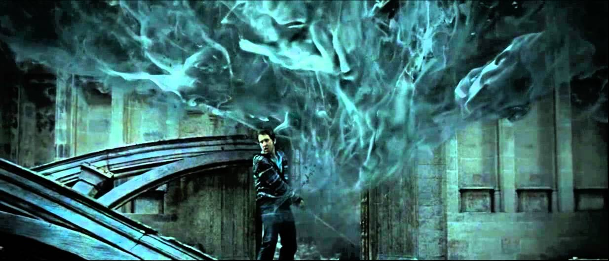Voldemort's Death - Harry Potter and the Deathly Hallows: Part 2 - YouTube