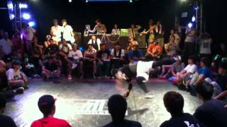 BEGIN Vol.1 B-BOY ZAKAO aka Kill Power ムーブ