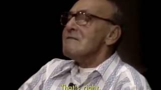 Sanford Meisner Master Class (Screener)