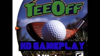 Tee Off Golf - Dreamcast - HD Gameplay