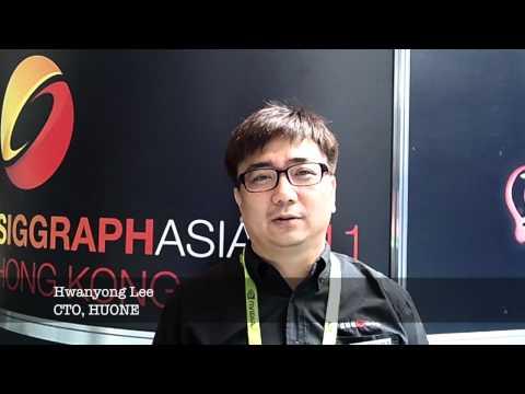 SIGGRAPH Asia 2011 Invitation - Korean