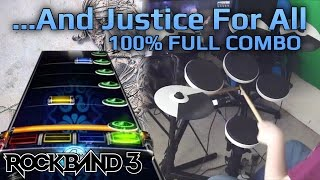 Metallica - ...And Justice For All 534k 100% FC (Expert Pro Drums RB3)