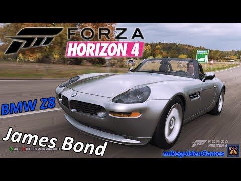 1999 BMW Z8 - James Bond DLC | Forza Horizon 4 Episode 5