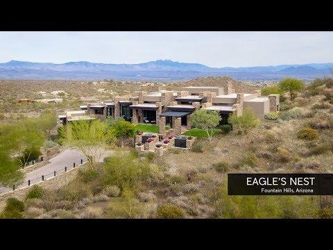 Desert Architecture Series #7   Jon Bernhard   Fountain Hills, Arizona