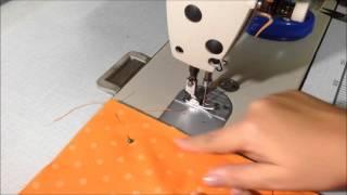 Dicas da Teca: O que é esse tal de costurar um pé de máquina