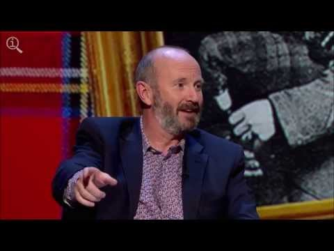 Thumbnail: QI - What Was Smuggled Into The USA For Burns Night?