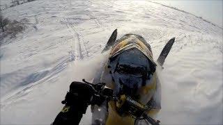 GoPro Hero 3+ Black: Polar Vortex Sledding
