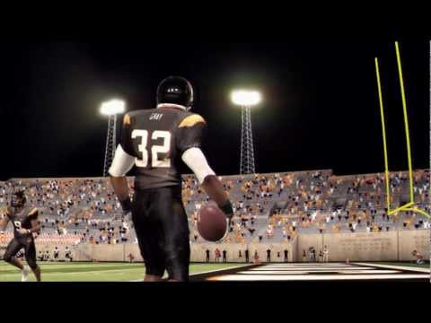 NCAA Football 12- Johnathan Gray - Aledo Bearcats (TX)
