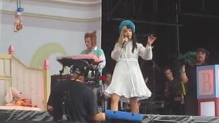 melanie martinez mad hatter live at lollapalooza in chicago s grant park