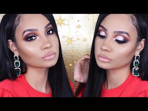 GRWM : HOLIDAY GLAM EDITION