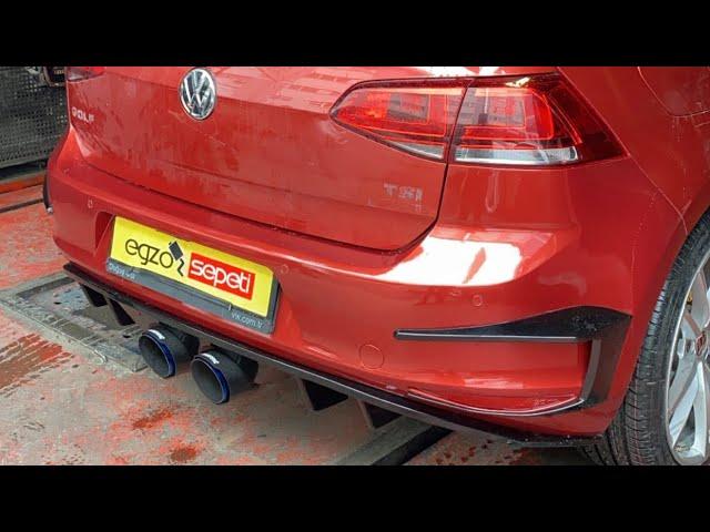 VW GOLF 7 R400 DÖNÜŞÜM