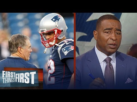 Cris Carter: 'If Brady - Belichick stay together they can win every game'   NFL   FIRST THINGS FIRST