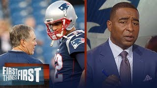 Cris Carter: 'If Brady - Belichick stay together they can win every game' | NFL | FIRST THINGS FIRST