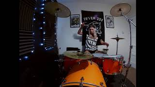 #17 TRAVIS BARKER - FOREVER feat. RUN THE JEWELS - DRUM COVER