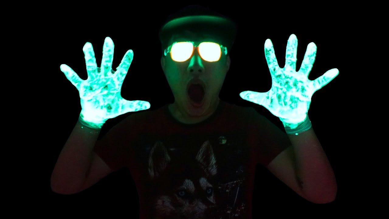 NTN – Thử Làm Bàn Tay Phát Sáng ( Hand Light )