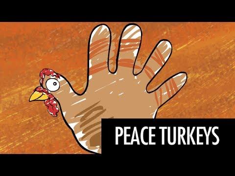 Peace Turkeys