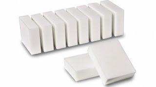 Magic Eraser Sponge Clean Test