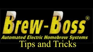 Brew Boss Tips and Tricks   Brew Boss Software Manual vs Automatic Brew Mode