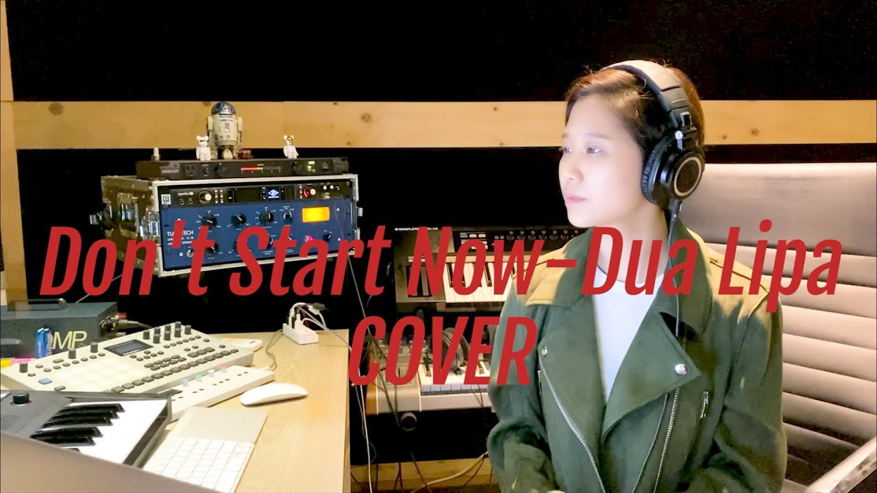 [LIVE COVER] [Korean Version] Dua Lipa - Don't Start Now