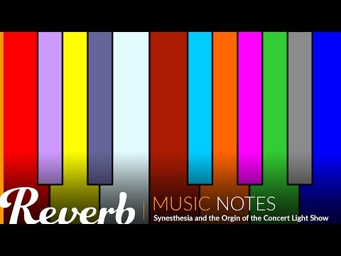 Synesthesia and the Origin of the Concert Light Show | Music Notes from Reverb.com | Ep. 13