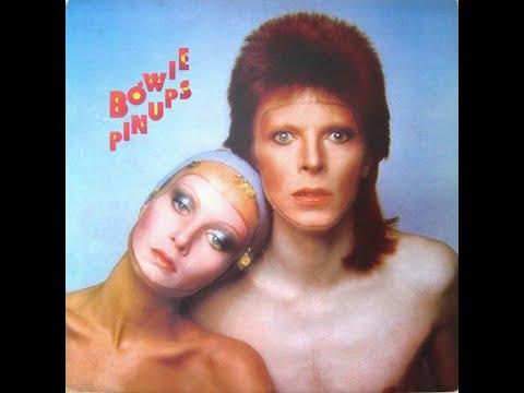 David Bowie: 'I can't explain' - Pin Ups (2015 remaster) mp3