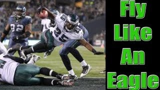 Don't Forget to Run the Ball in Madden 13 ft. Eagles