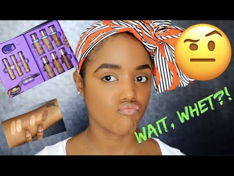TARTE SHAPE TAPE FOUNDATION REVIEW…HIT OR MISS?!   ELLARIE