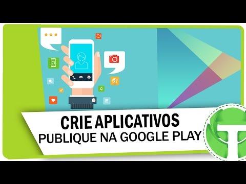 Como criar aplicativos e publicar na Google Play (SEM PROGRAMAR)
