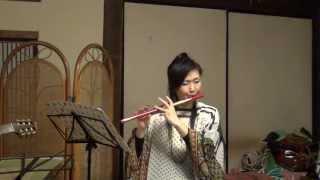 作曲 : 松任谷由実 篠笛 : 朱鷺たたら Gt : 加藤義人 パーカッション...