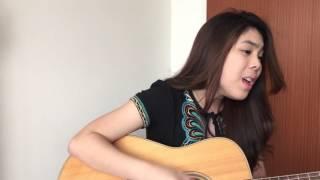 "Gambar cover ""Suara Hati""Akustik-Ayu Ting Ting Cover By Vina Afay"