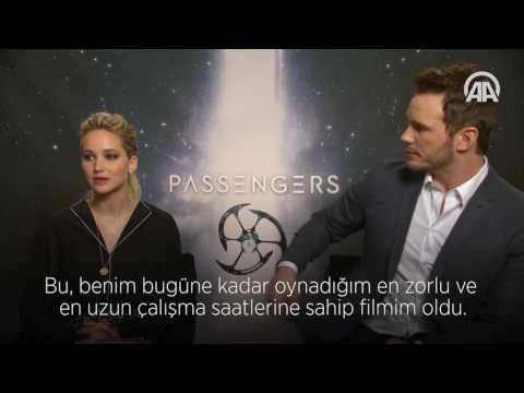 Oscarlı oyuncu Jennifer Lawrence: Türk hayranlarımın filmi seveceklerini sanıyorum